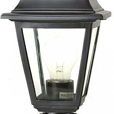 Наземный низкий светильник Arte Lamp A1114FN-1BK Belgrade