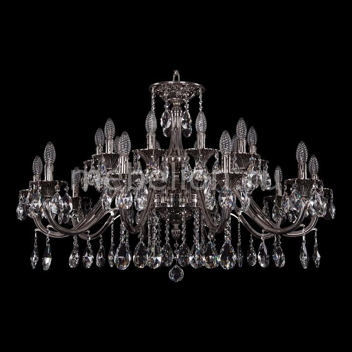 Подвесная люстра Bohemia Ivele Crystal 1703/20/360/A/NB 1703
