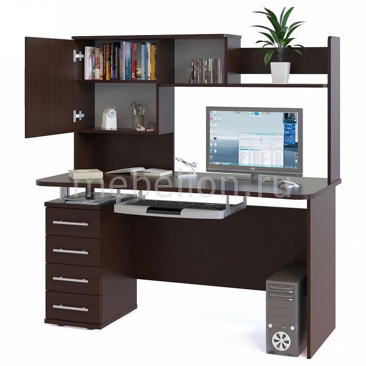 Купить Стол компютерный КСТ-105.1 + КН-14, Сокол, Россия