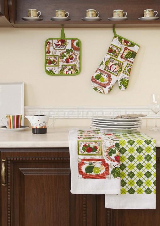 Прихватка Primavelle Набор для кухни Фрукты набор для кухни primavelle фрукты 4 предмета