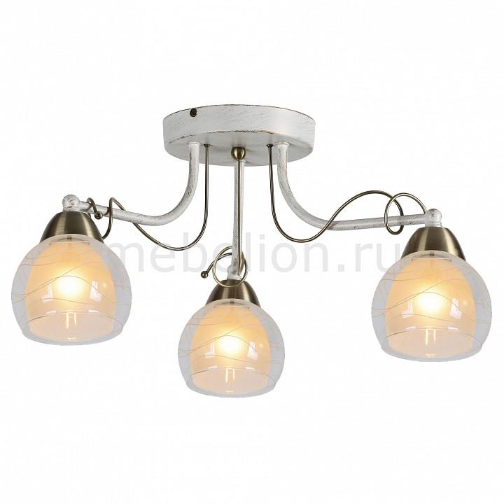 Купить Потолочная люстра A1633PL-3WG, Arte Lamp, Италия