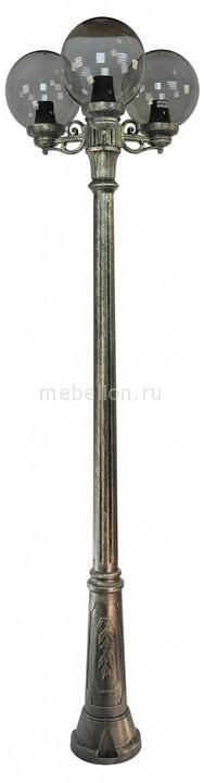 Фонарный столб Fumagalli Globe 250 G25.157.S30.BZE27 фонарный столб fumagalli globe 250 g25 157 s30 aye27