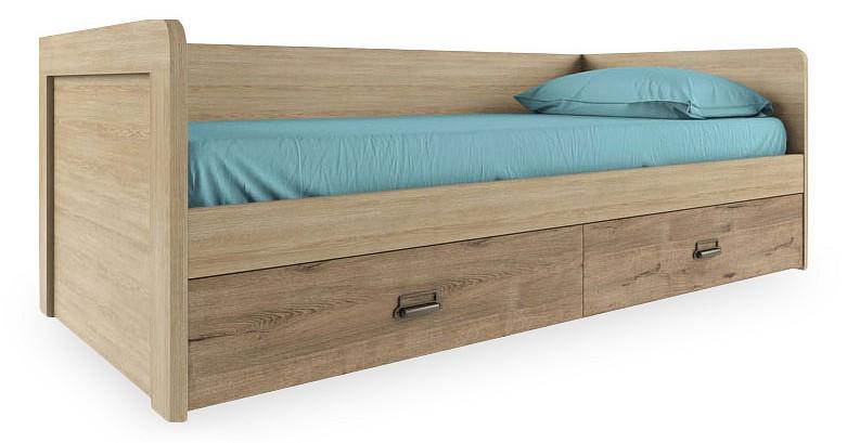 Кровать односпальная Анрекс Diesel 90-2/D1 кровать анрекс diesel 90 d3