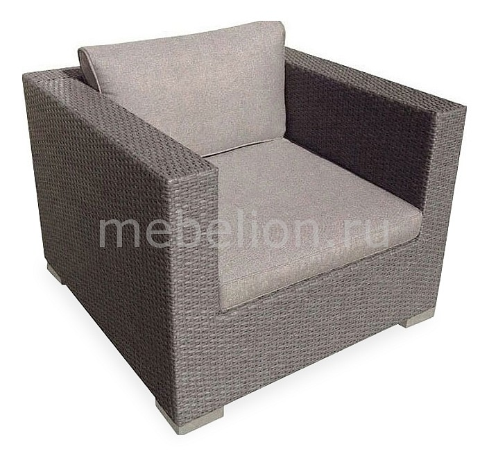 Кресло Brafab Ninja 3501-73-76 серое synta 76 мм
