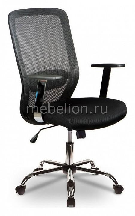Кресло компьютерное Бюрократ CH-899SL/B/TW-11 кресло компьютерное бюрократ бюрократ ch 899sl tw 11 черный хром