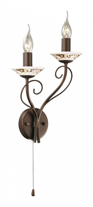 Бра Odeon Light 2529/2W Riva