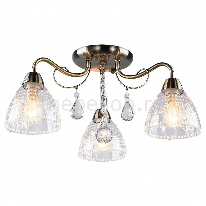Потолочная люстра Arte Lamp A1658PL-3AB