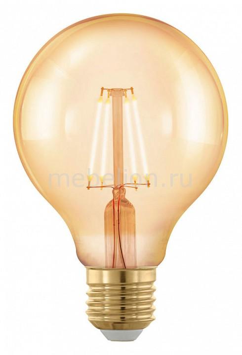 Лампа светодиодная Eglo Golden Age E27 220-240В 4Вт 1700K 11692