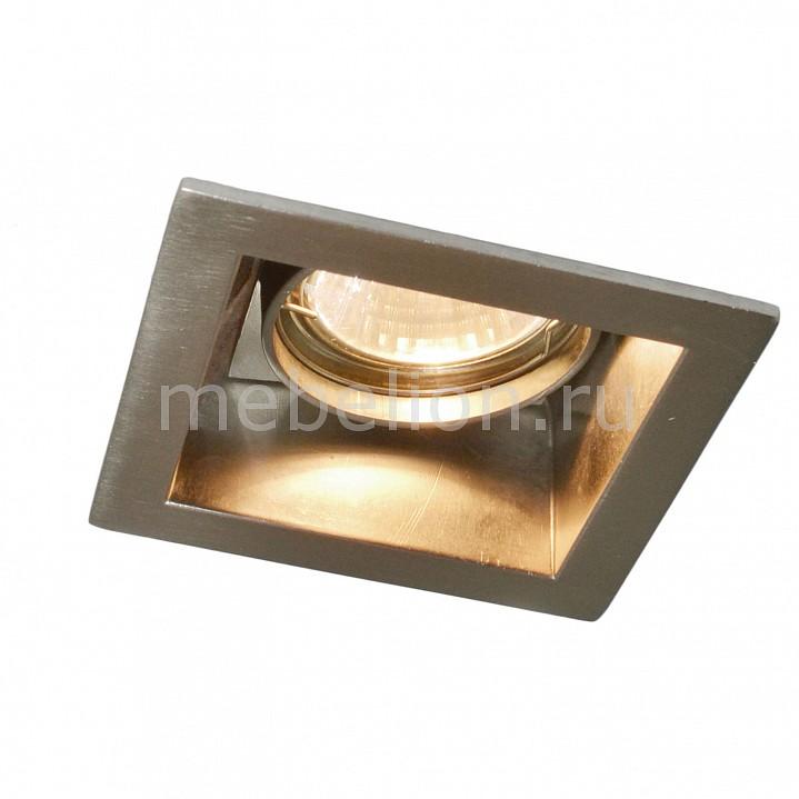 Встраиваемый светильник Arte Lamp A8050PL-1SS Cryptic