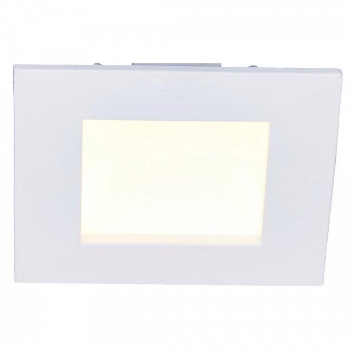 Встраиваемый светильник Arte Lamp A7408PL-1WH Riflessione
