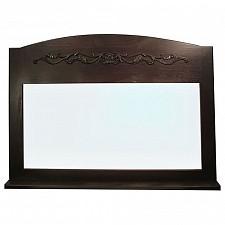 Зеркало настенное (85х60 см) С полкой Z20