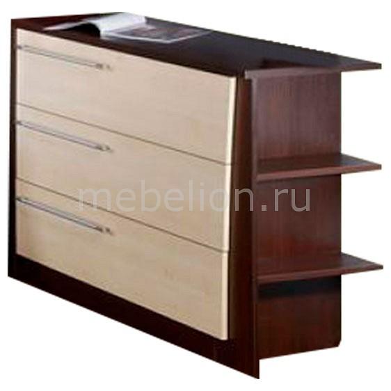 Комод Наоми 4-4407 венге/клен mebelion.ru 5527.000