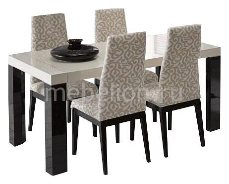 Набор обеденный Dupen INES_beige/ADA стол обеденный dupen dt 01 белый