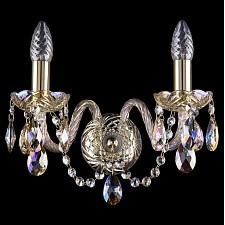 Бра Bohemia Ivele Crystal 1400/2/G/M701 1400