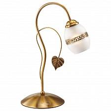 Настольная лампа декоративная Lima 2458/1T