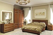 Кровать полутораспальная Александрия 625020.000 М