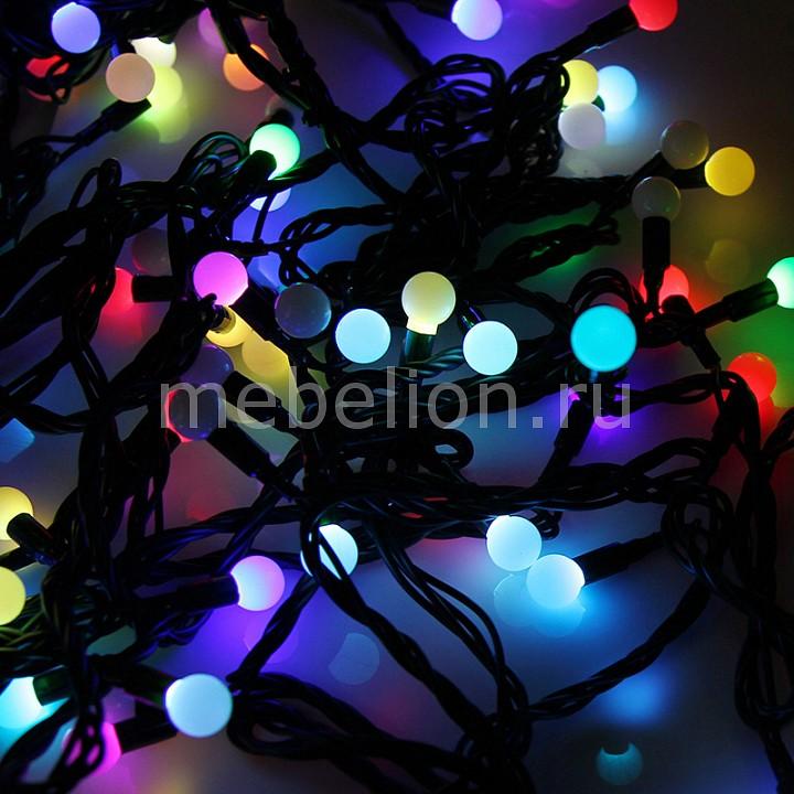 Гирлянда Супернить Neon-Night (20 м) BW-200 303-509-1 гирлянда neon night мультишарики d 13мм 20м черный пвх 200led rgb 303 509 1