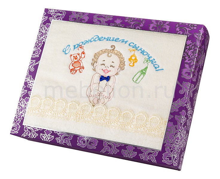 Полотенце детское АРТИ-М (70х140 см) 703-58 полотенце для кухни арти м джинсовое сердце