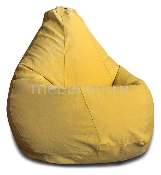 все цены на Кресло-мешок Dreambag Желтый Микровельвет XL