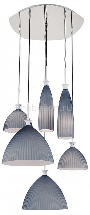 Подвесной светильник Lightstar Agola 810161 lightstar 810031 md5021 1м подвес agola 1х40w e14 хром серый шт