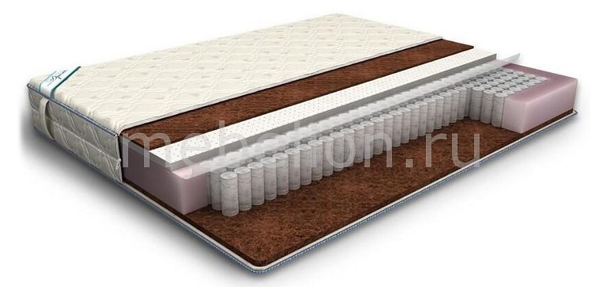 Матрас полутораспальный Дрема Etalon Акцент 2000х1400 матрас полутораспальный sonum comfort 120 200
