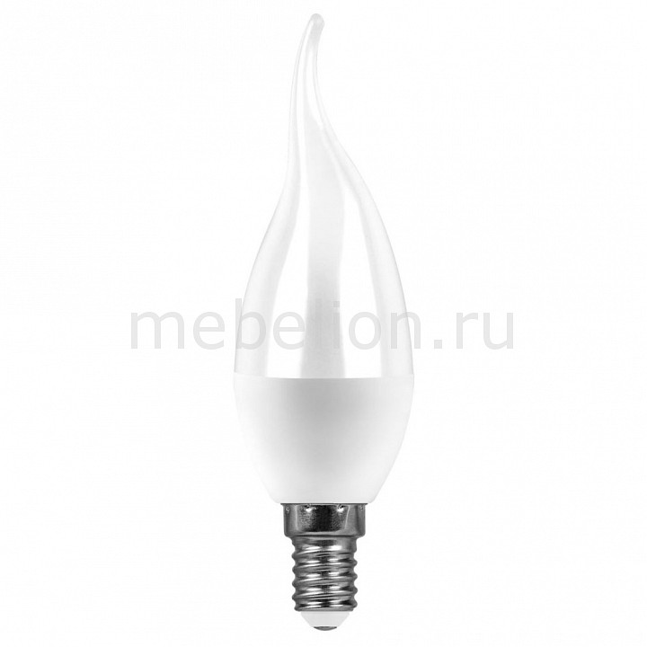 Лампа светодиодная Feron E14 220В 7Вт 2700 K LB-97 25760 feron 25760