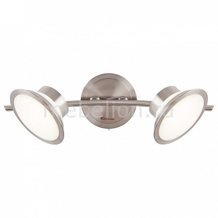 Купить Бра Simonta 104/2A-LEDWhitechrome, IDLamp, Италия