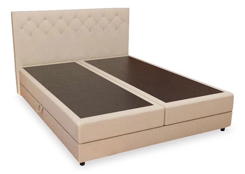 Кровать двуспальная Belabedding Уэльс 2000x1800 кровати двуспальные belabedding кровать двуспальная с матрасом уэльс 2000x1800