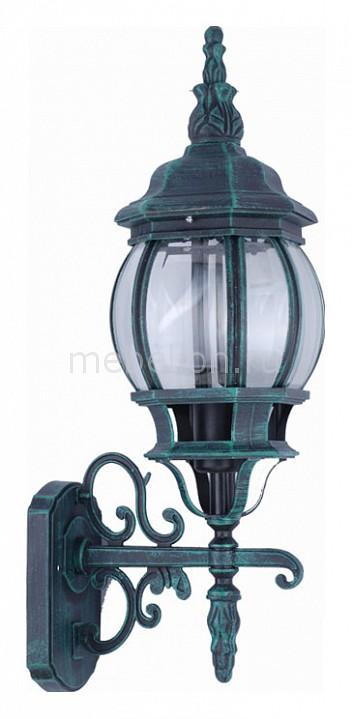Светильник на штанге Arte Lamp Atlanta A1041AL-1BG бра artelamp atlanta a1041al 1bg