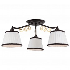 Потолочная люстра Arte Lamp A6344PL-3BR Capri
