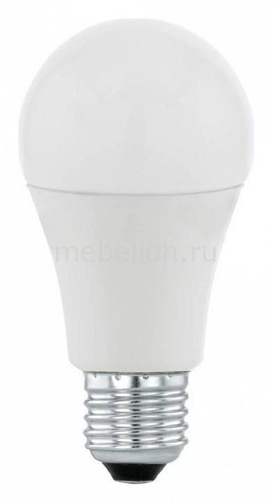 Лампа светодиодная Eglo A60 E27 220В 10Вт 3000K 11477
