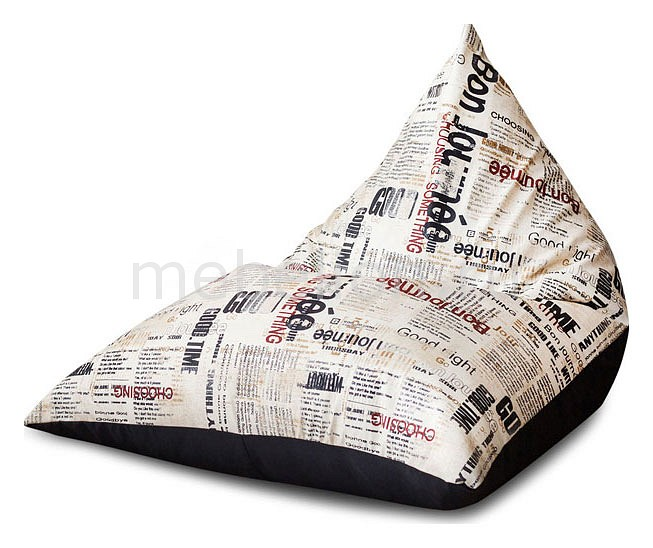Фото - Кресло-мешок Dreambag Кресло Пирамида Бонджорно кресло мешок dreambag real madrid