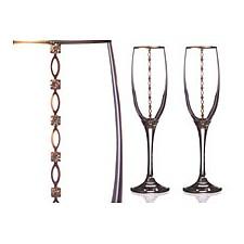 Набор бокалов для шампанского АРТИ-М 802-510-02