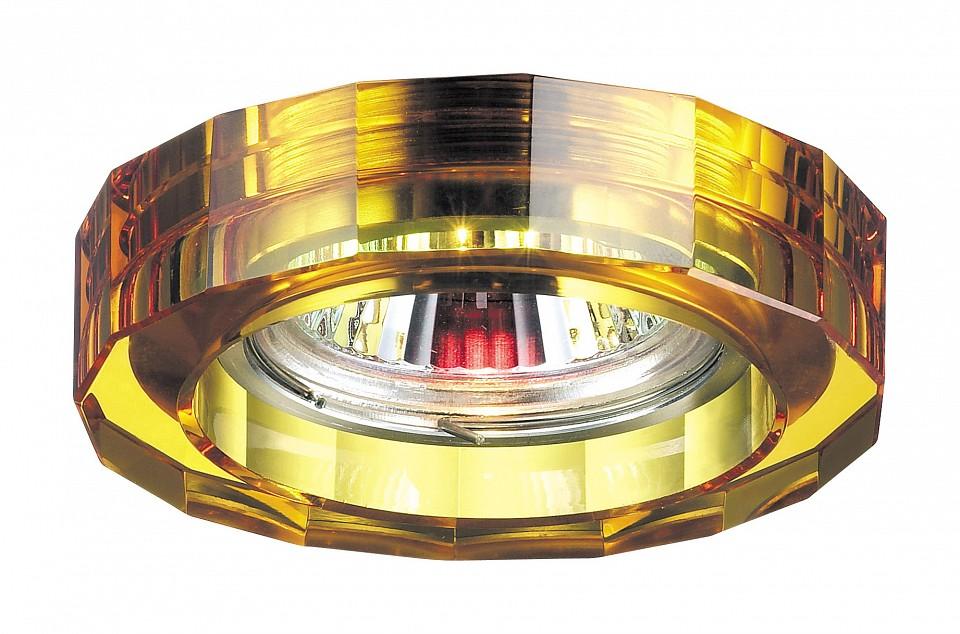 Встраиваемый светильник Novotech 369490 Glass