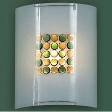 Накладной светильник Желтое Зеленое Конфетти 5x5 921 CL921314