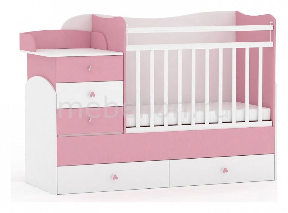 Кроватка-трансформер Фея 1400  купить мягкую мебель диван кровать
