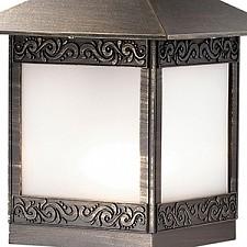 Наземный низкий светильник Odeon Light 2644/1A Novara