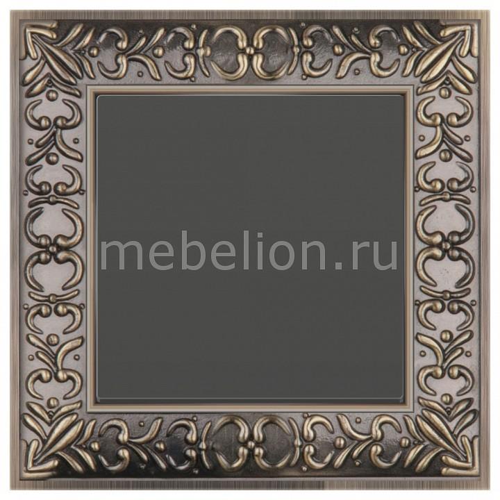 Выключатель перекрестной одноклавишный Werkel Antik (Серо-коричневый) WL07-SW-1G-2W+WL07-SW-1G-C  цена и фото