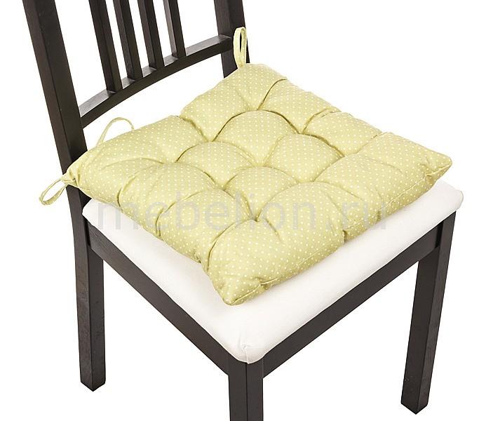 Подушка на стул Горошек 847-057