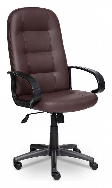 Кресло компьютерное Devon коричневое  диваны кровати из экокожи купить