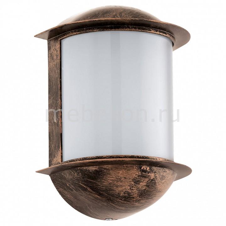 Накладной светильник Eglo Isoba 96273 уличный настенный светодиодный светильник eglo isoba 96273