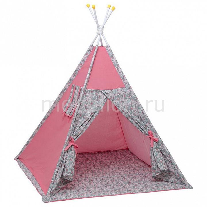 Палатка Polini Polini Kids Disney Последний Богатырь цена 2017