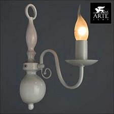 Бра Arte Lamp A1029AP-1WC Antwerp