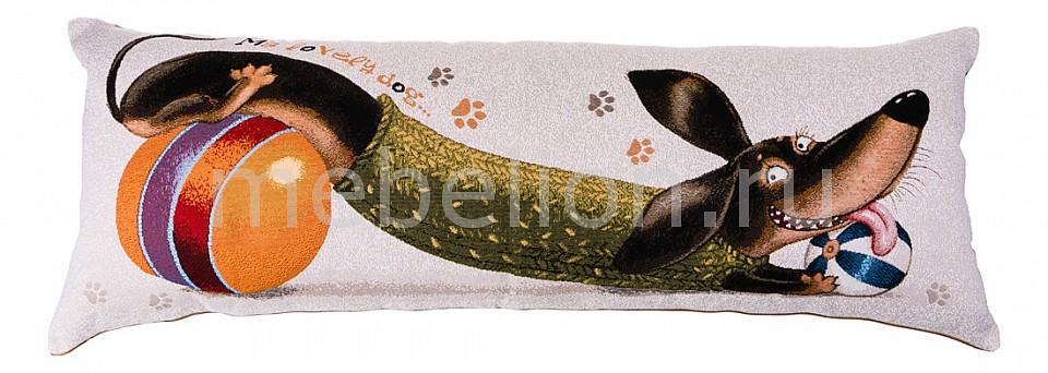 цена Подушка декоративная АРТИ-М (90x35 см) Баловни 850-901-6 онлайн в 2017 году