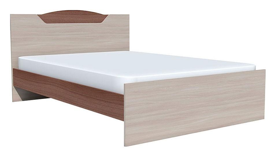Кровать полутораспальная Рива 014.42-02