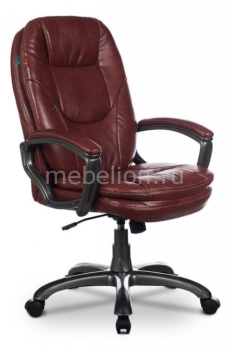 Кресло компьютерное Бюрократ Бюрократ Ch-868AXSN коричневое