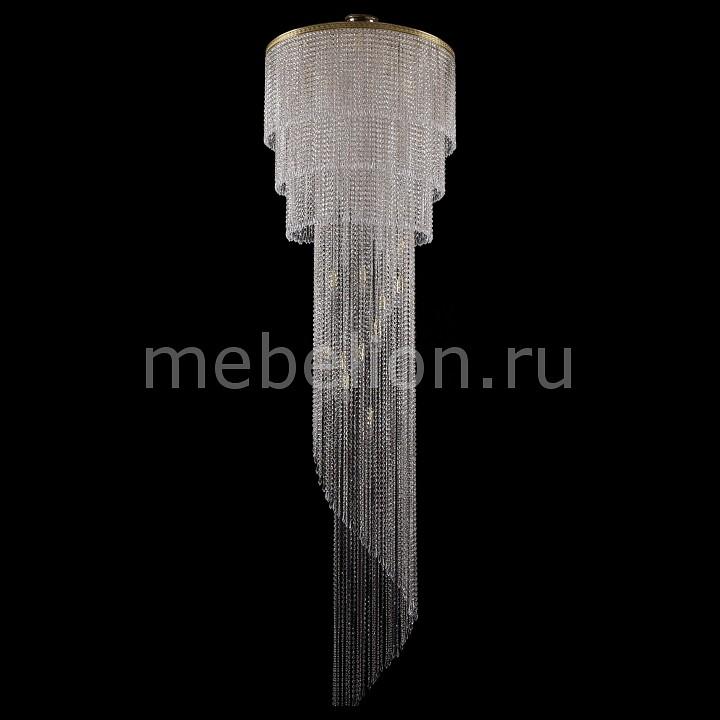 Люстра на штанге Bohemia Ivele Crystal 8311/80-350/G 8311