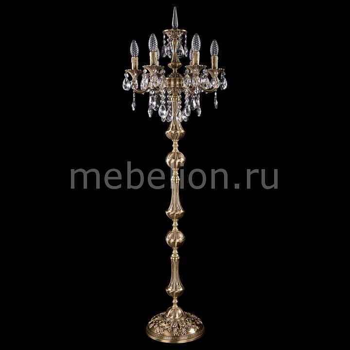 Торшер Bohemia Ivele Crystal 7000/6/125-134/B/FP 7000