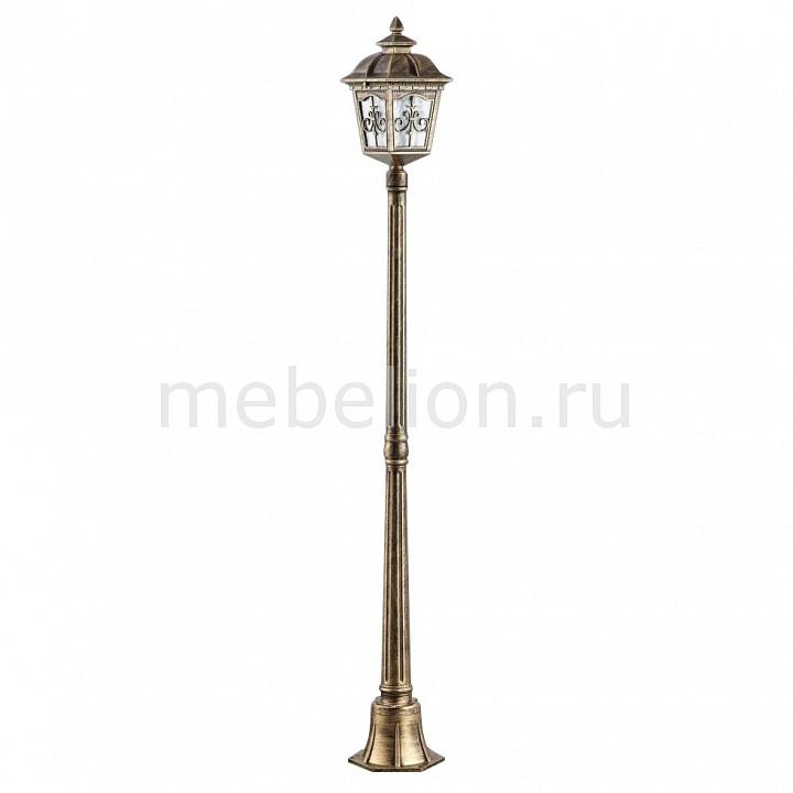 Наземный высокий светильник Feron Рига 11524 автобус рига клайпеда билет онлайн