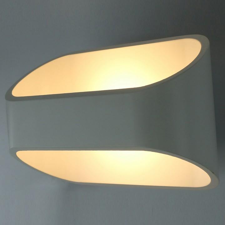 Накладной светильник Arte Lamp A1428AP-1WH